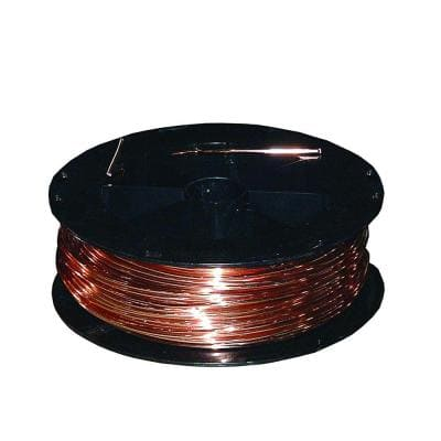 315 ft. 6-Gauge Stranded SD Bare Copper Grounding Wire