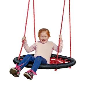 Red XL Orbit Swing