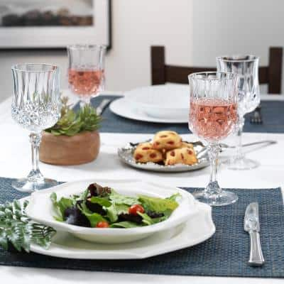 4-Piece Longchamp Goblet Set