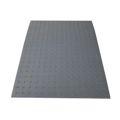 3 ft. x 4 ft. Dark Gray Detectable Warning Tile