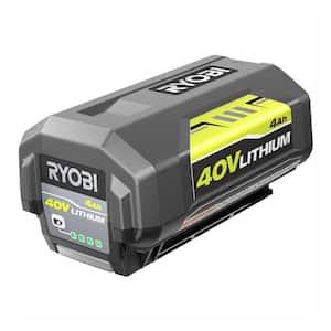 40-Volt Lithium-Ion 4 Ah High Capacity Battery