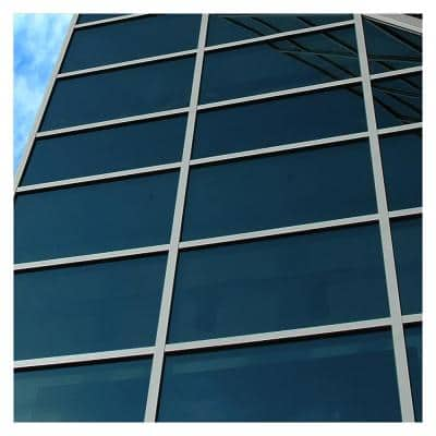 48 in. x 100 ft. EXNA20 Exterior Daytime Privacy and Sun Control Natural 20 (Dark) Window Film