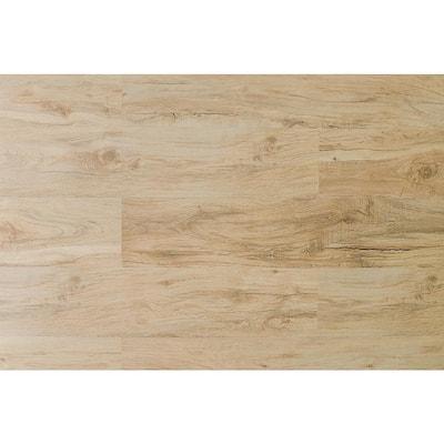 Manifesto Natural Sable 7 in. W x 60 in. L SPC Vinyl Plank Flooring (23.90 sq. ft.)