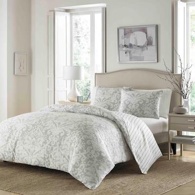 Camden Floral Cotton Comforter Set
