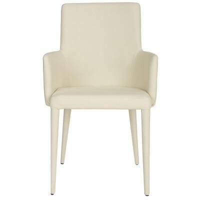 Summerset Beige Linen Arm Chair
