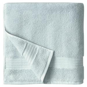 Egyptian Cotton Bath Towel in Raindrop