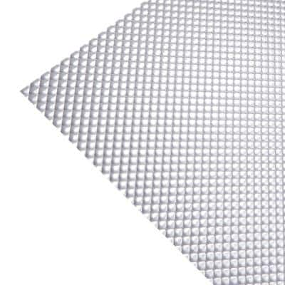 2 ft. x 4 ft. Clear Prismatic Lighting Panel (4-Pack)