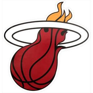 NBA Miami Heat Outdoor Logo Graphic- Large