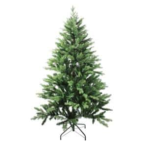 7 ft. Mixed Coniferous Pine Unlit Artificial Christmas Tree