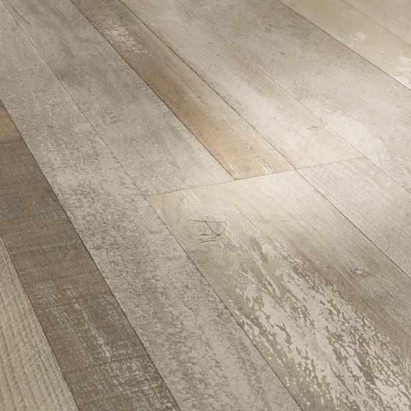 Pergo Outlast 7 48 In W Dockside Grey, Waterproof Laminate Wood Flooring Home Depot