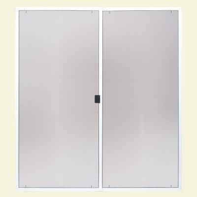 72 in. x 80 in. x 7/8 in. Replacement Screen Kit for Patio Door