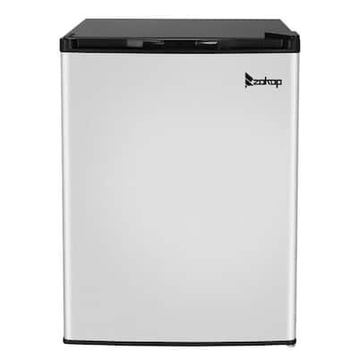 2.1 cu. ft. Upright Freezer in Grey