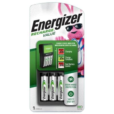 Aa Batteries Batteries The Home Depot