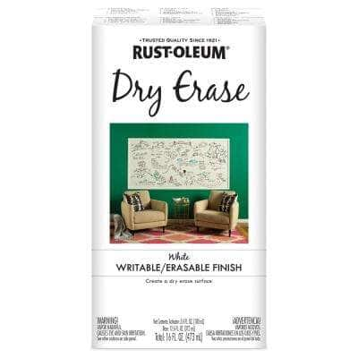 16 oz. Gloss White Dry Erase Kit (2-Pack)