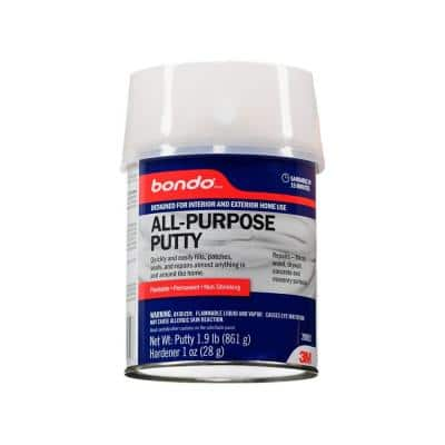 Bondo Home Solutions 1 qt. All-Purpose Putty
