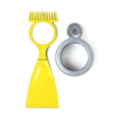 3-in-1 Painter's Tool and Roller Cleaner