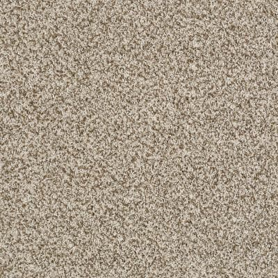 Bonanza II - Color Brushed Beige Twist 15 ft. Carpet