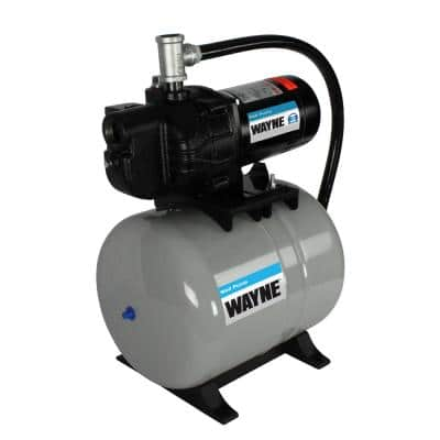 1/2 HP Shallow Well System with 8.5 gal. Pre-Charged Tank