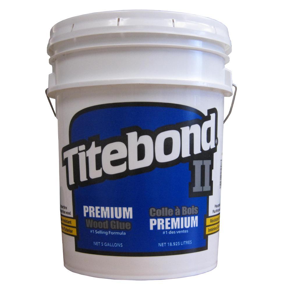 5 gal. Titebond II Wood Glue