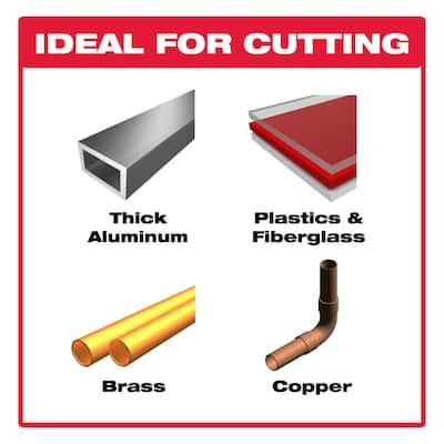 7-1/4 in. x 56-Tooth Aluminum Cutting Circular Saw Blade