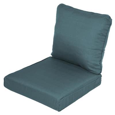 Lemon Grove Charleston Replacement 2-Piece Outdoor Sofa Cushion