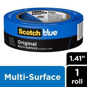 ScotchBlue 1.41 in. x 60 yds. Original Multi-Surface Painter's Tape