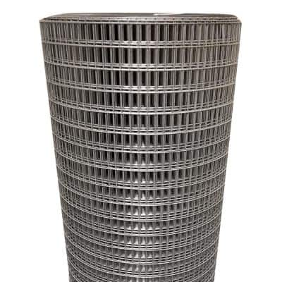 5 ft. x 100 ft. 14-Guage Galvanized Welded Wire