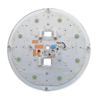 75-Watt Equivalent 20-Watt WAFER LED Light Bulb/LED Engine Warm White No Base 3000k