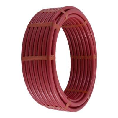 3/4 in. x 100 ft. Coil PEX-A Red Pipe