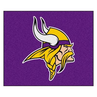 NFL - Minnesota Vikings Rug - 5ft. x 6ft.