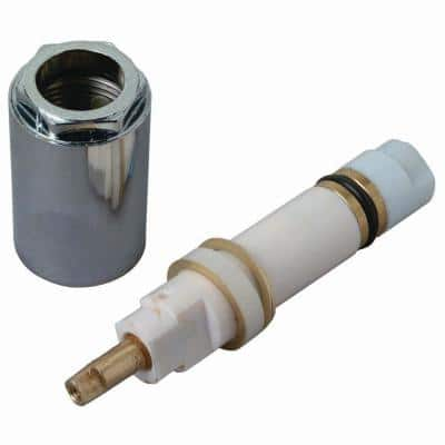 Mixet MXT07 4-1/2 in. Hot/Cold Post-1968 Stem with Retainer
