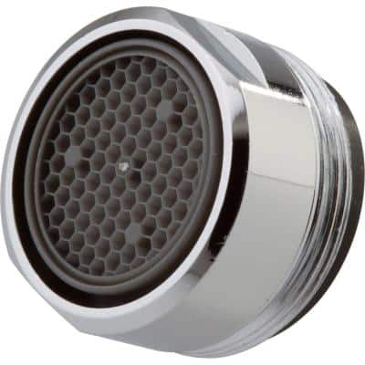 2.2 GPM Aerator with 15/16 in. -27 Male Thread in Chrome