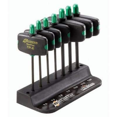TORX Wing Tool Set with ProGuard (7-Piece)