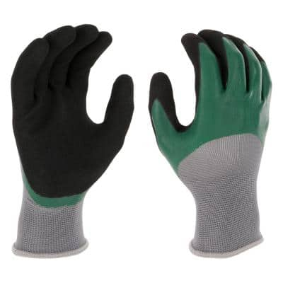 Men's Large Double Dipped Latex Glove