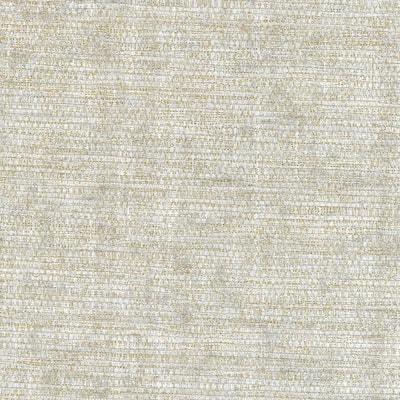 Kongur Silver Grasscloth Silver Wallpaper Sample
