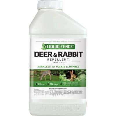 32 oz. Concentrate Deer and Rabbit Repellent