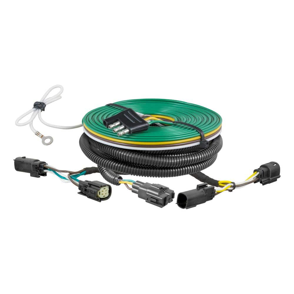 CURT Custom Towed-Vehicle RV Wiring Harness, Select Buick Envision-58968 -  The Home DepotThe Home Depot