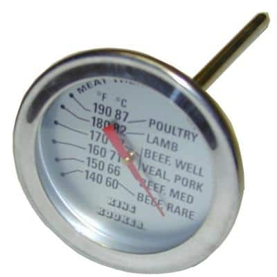 Meat Thermometer with 5 in. Probe