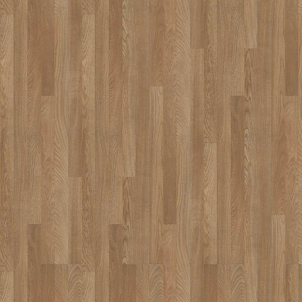 Trafficmaster Gladstone Oak 7 Mm Thick, Trafficmaster 7mm Laminate Plank Flooring
