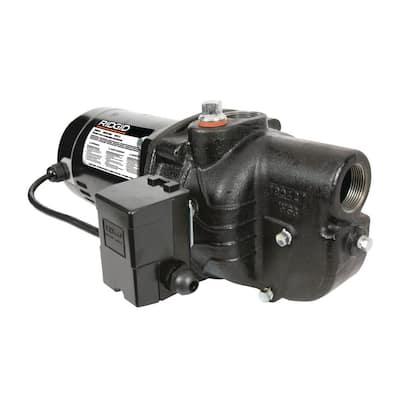 3/4 HP Cast Iron Shallow Well Jet Pump