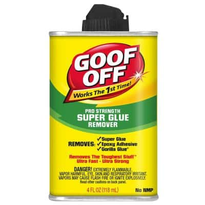 4 oz. Super Glue Remover Non-NMP