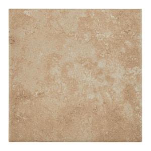 Sandalo Acacia Beige 6 in. x 6 in. Glazed Ceramic Wall Tile (12.5 sq. ft. / case)