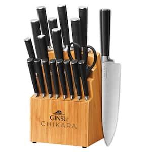 Chikara 19-Piece Knife Set