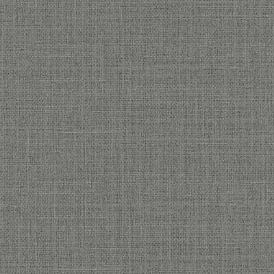 Woven Raffia Urban Charcoal Shimmer Vinyl Strippable Roll (Covers 60.75 sq. ft.)
