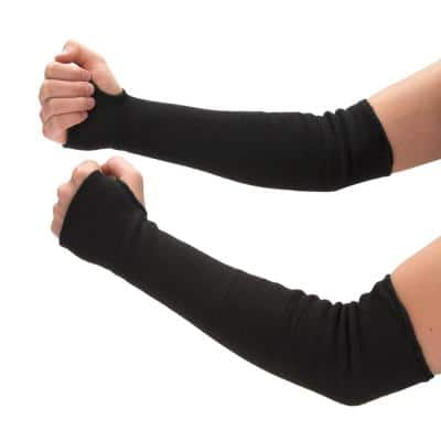 Full-arm Cut and Heat Resistant Kevlar Safety Sleeves (Pair)