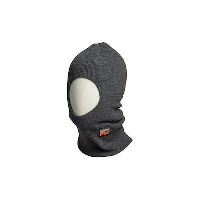 Face Mask Unisex OSFA Acrylic Hat in Dark Charcoal
