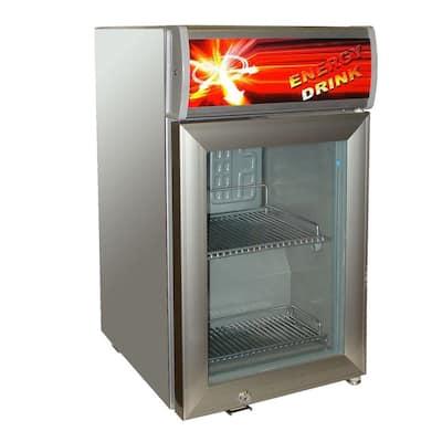 17 in. 24 (12 oz.) Beverage Can Cooler