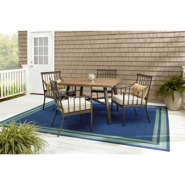 Stylewell Mix And Match Farmhouse 42 In, Farmhouse Patio Furniture