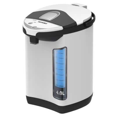 16-Cup Stainless Steel Corded Thermal Air Pot with 2 way dispensing