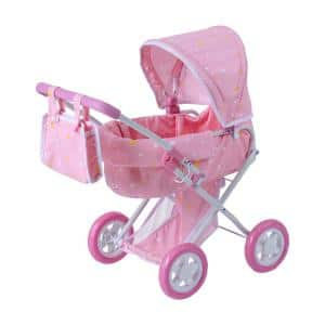 Twinkle Stars Princess Baby Doll Deluxe Strollers